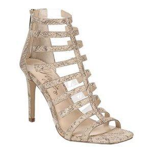 Regal Beige Fergie footwear heels
